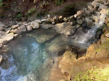 Cougar Hot Waterfall