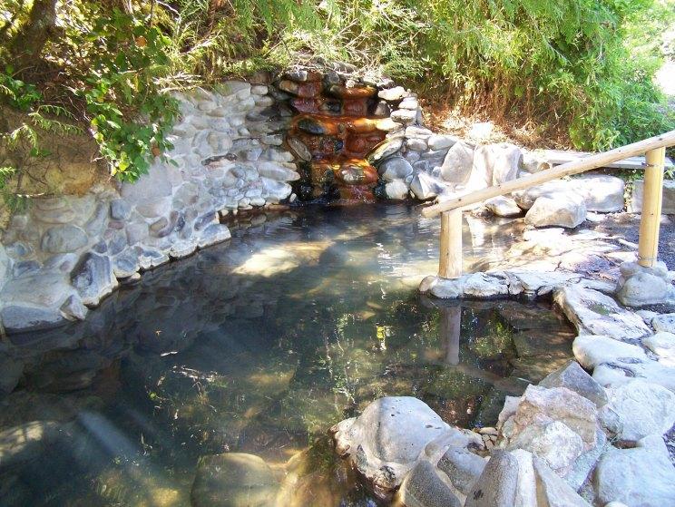 Breitenbush Hot Springs Pool
