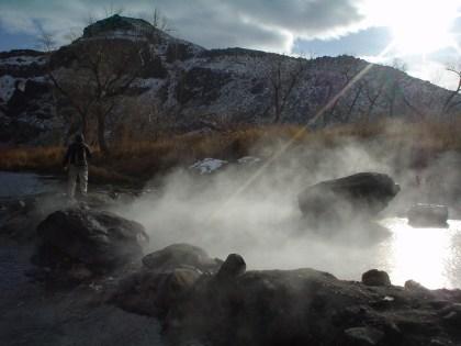 Snively Hot Springs Hike