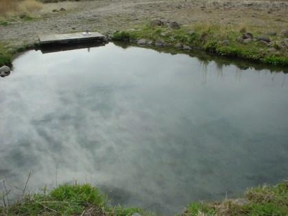 Juntura Hot Springs Hot Pool