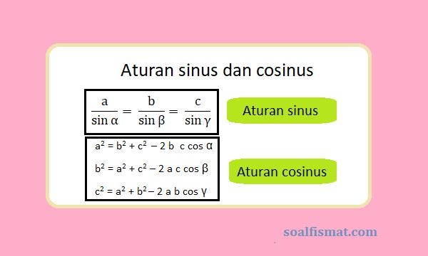 Contoh Soal Matematika Cosinus