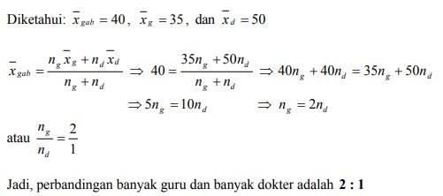 Kewirausahaan komputasi dasar komputasi statistika manajemen matematika i matematika ii matematika dasar matriks dan ruang vektor metode peramalan… 45 Contoh Soal Statistika Dan Jawaban