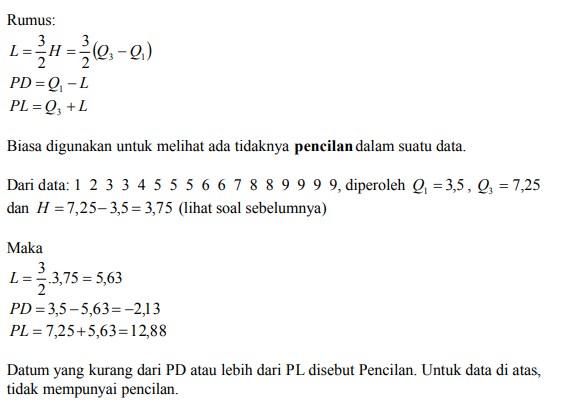 Tabel 2 hitungan koefisien korelasi antara jumlah perjalanan dan jumlah mobil. 45 Contoh Soal Statistika Dan Jawaban