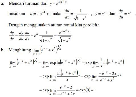Contoh soal pertidaksamaan liniear contoh soal 1.contoh soal pembahasan. Contoh Soal Kalkulus Dasar Dan Jawaban Pembahasan