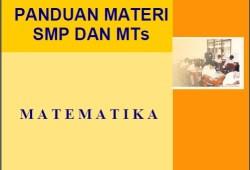 Panduan Ujian Nasional SMP/MTS