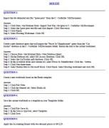Microsoft Exam Excel 2000 Expert