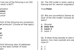 CCNA Question and Answer 1