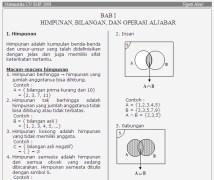 Soal Matematika UN SMP 2008