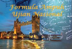 Ebook: Formula Ampuh Ujian Nasional SMP
