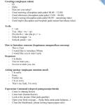 Rangkuman materi bahasa inggris SMP