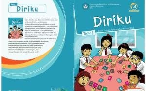 Download Buku Pegangan Kelas 1 SD Kurikulum 2013 - Tema 1 Diriku