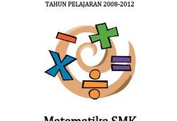 Soal Ujian Nasional Matematika SMK 2008-2012