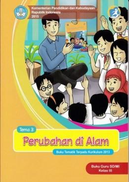 Buku Pegangan Guru dan Siswa SD Kelas 3
