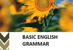 Modul Grammar Bahasa Inggris Dasar SMA