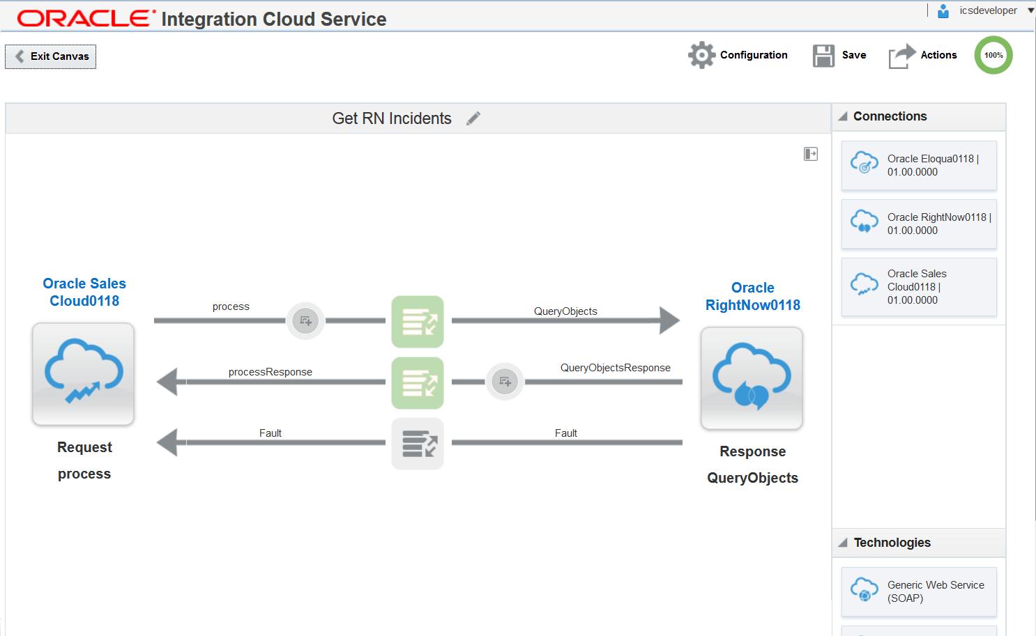 Oracle Integration Cloud Service Ics Preview