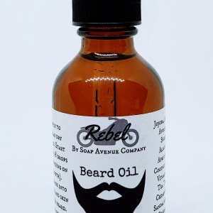 Tame ~ Rebel Beard Balm · Soap Avenue Company