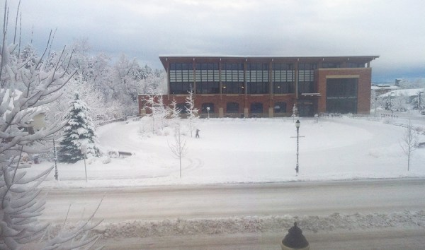 library winter2