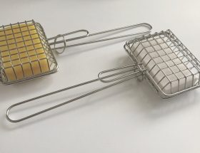 Pair of Soap Cages