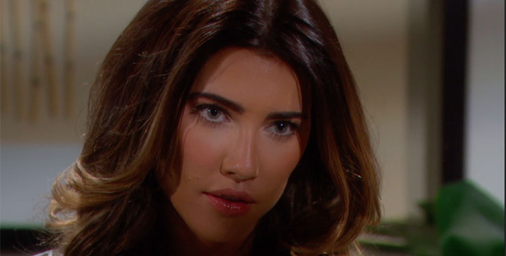 when is steffy forrester coming back connectivity