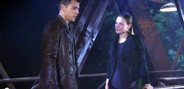 Dr. Christine's General Hospital Diagnosis: Michael and Nelle's Bad Romance