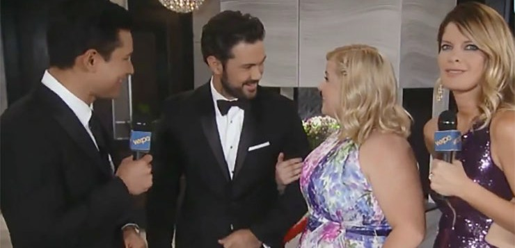 First Look at the General Hospital Nurse's Ball–More Pics and Video!