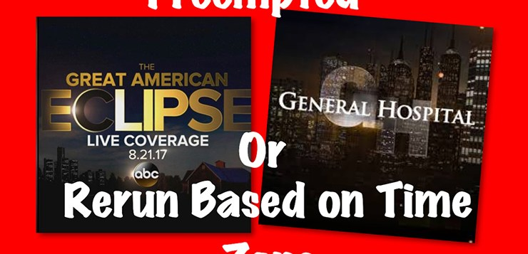 General Hospital: Another Eclipse Casualty! But Will Return Tuesday, August 22