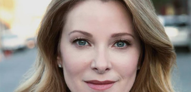 AMC Icon Cady McClain Honored With Another Award!