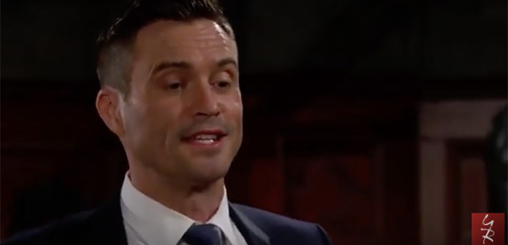The Young and the Restless Spoilers, Wednesday, October 18th: Cane Gives Billy Shocking News
