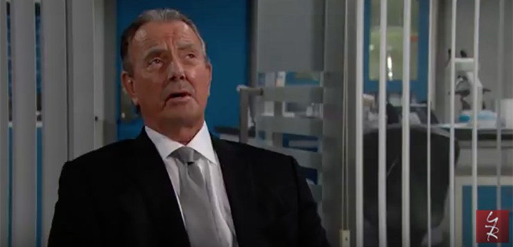 The Young and the Restless Spoilers, Thursday, October 19th: Victor Gets What Victor Wants!