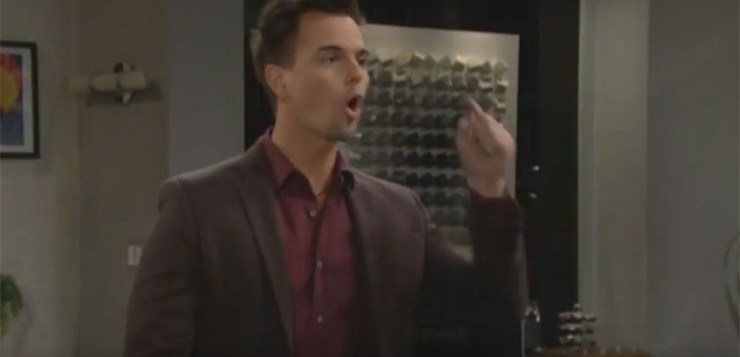 The Bold and the Beautiful Spoilers, Monday, November 27th: Wyatt Let's Bill Have It!