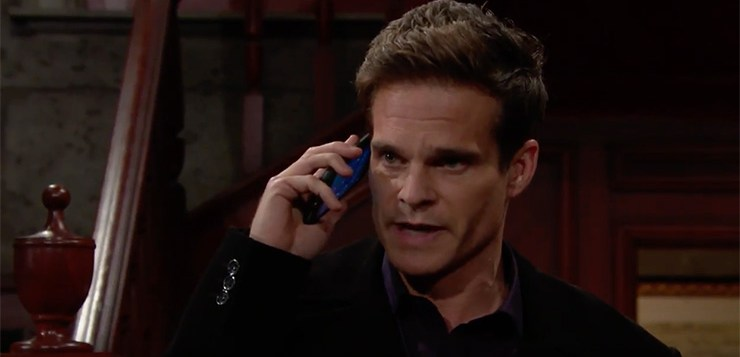 The Young and the Restless Spoilers, Tuesday, December 12th: Kevin Delivers a Warning!
