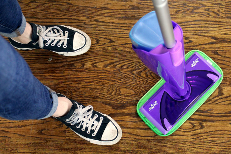homemade floor cleaners and other eco