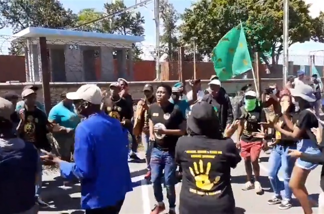 Brackenfell protests