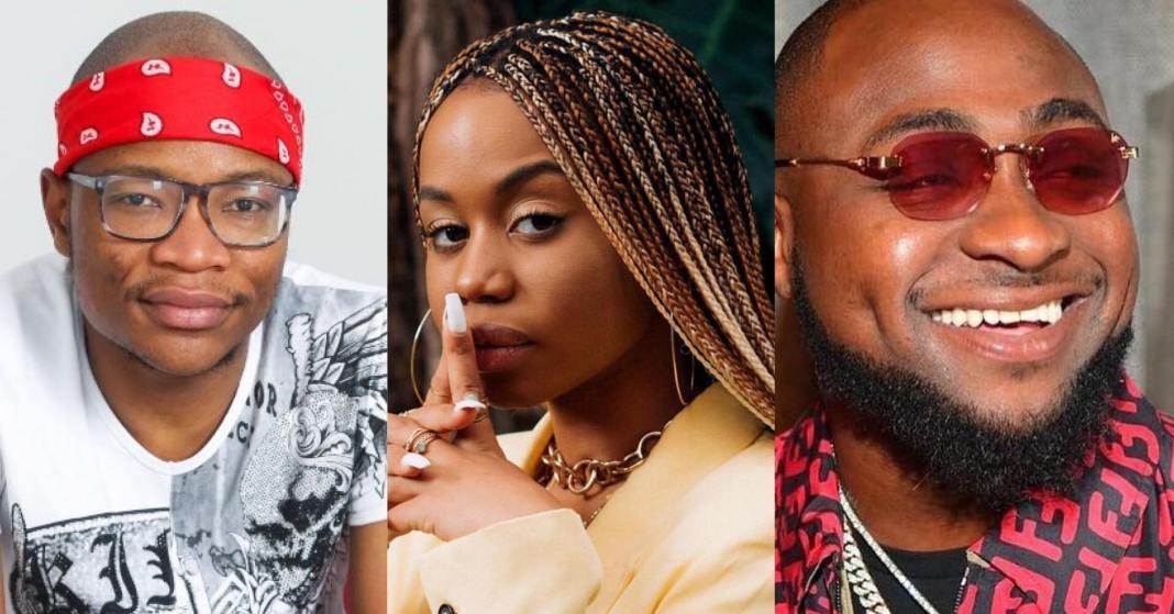 Top 5 African artists