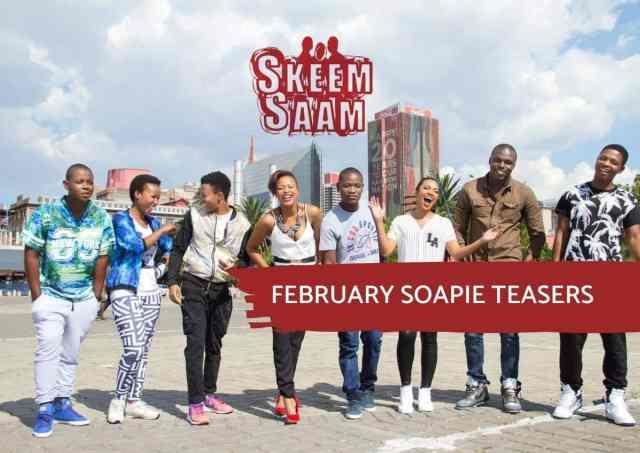 Skeem Saam Teasers February 2021 - Soapie Teasers