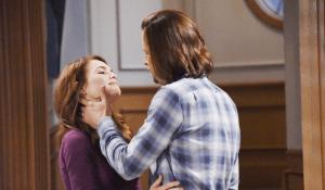 Franco tries to reassure Liz-JJ