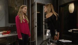Nina wants Nelle to spy on Valentin-ABC