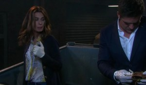 hope-and-rafe-dumpster-diving-days-nbc