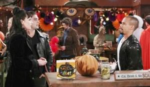 Tessa-Noah-Devon-conversation-halloween-YR-CBS