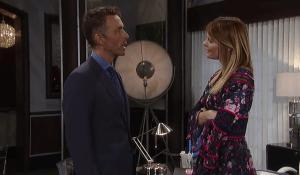 Valentin tells Nina he's buying a company-GH-ABC