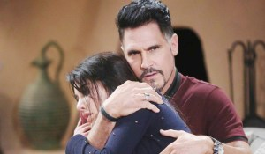 Bill-comfort-Steffy-angry-look-BB-HW