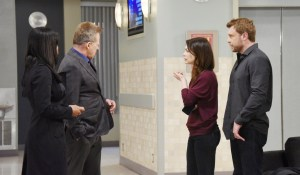 Liz and Drew tell Jordan and Scott about Franco-GH-JJ