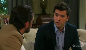 sonny and chad commiserate over life challenges