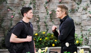 rafe yells at ben