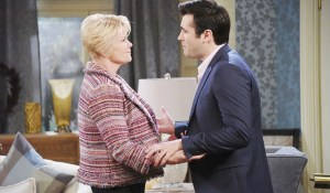sonny tells adrienne will is staying with paul