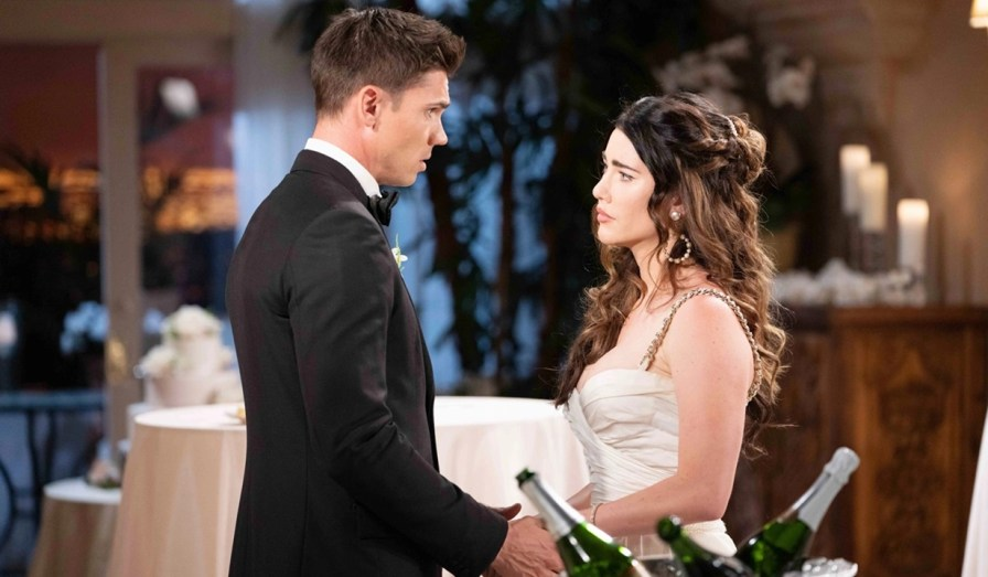 Steffy, Find the moment B&B