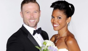 """The Bold and the Beautiful"" Set Rick/Maya Wedding Gallery's"