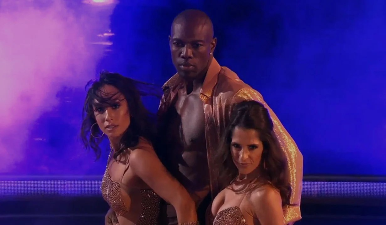 Kelly Monaco Dancing With the Stars All-Stars Quickstep