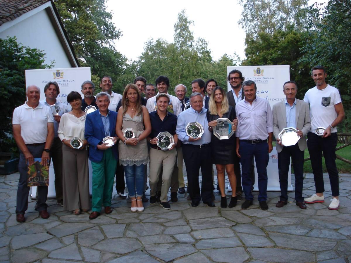 12/06 e 03/07/2014 – Soardo e Associati è Major Sponsor delle gare Pro-Am presso il Golf Club 'Le Betulle' a Magnano (BI)