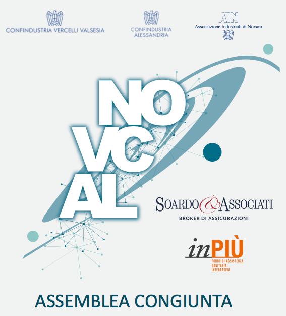 Soardo e Associati Main Sponsor dell'Assemblea congiunta di Confindustria Piemonte Orientale